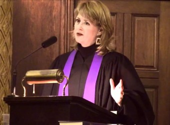 Madison Avenue Baptist Church Rev. Susan Sparks