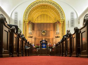 Madison Avenue Baptist Church Community New York