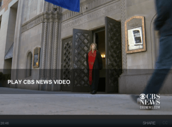 Madison Avenue Baptist Church Susan Sparks CBS